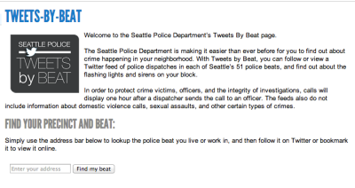 http://seattle.gov/police/tweets/